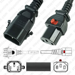c14-to-c13-dual-lock-black-power-cord